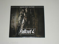 Fallout 4 Music Selection Soundtrack CD Official Collectors