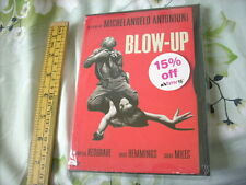 a941981 Sealed Movie DVD with No Chinese Subtitles 英語對白 無中文字幕 Blow Up  春光乍洩