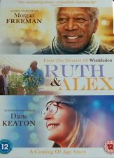 Ruth & Alex (DVD) Diane Keaton Morgan Freeman Coming of Age Story Comedy