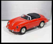 TOMICA LIMITED TL PORSCHE 356A SPEEDSTER 1/59 TOMY DIECAST CAR NEW RED