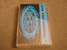 SEALED RARE ADV PROMO Ned's Atomic Dustbin CASSETTE TAPE Are You Normal? intact