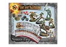 Sphere Wars Starter Pack Alliance metal miniature new