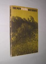 THE PITY POEMS. KEN SMITH. 1967 1st EDITION HARDBACK IN DUST JACKET. POETRY