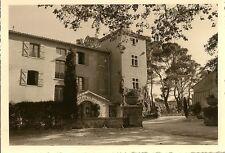 CARTE POSTALE PHOTO HOTEL RIVIERA LE PIGONNET AIX EN PROVENCE