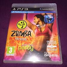 Zumba Fitness (ps3) Playstation 3