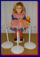 Set of 3 KAISER Doll Stands for CHATTY CATHY