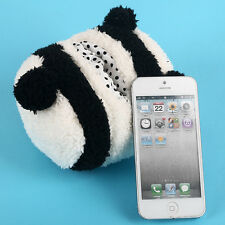 Plush Panda iPod Touch Mobile Cell Phone iPhone Desktop Office Holder