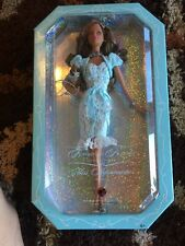 March PERIDOT BIRTHSTONE BEAUTY BARBIE  DOLL, Steffie Face Model Aquamarine