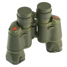 Day Night Vision Zoom 50x50 Optical Power Hunting Telescope Binocular Army Green