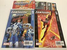 ULTIMATE FANTASTIC FOUR #15-21 (MARVEL/ZOMBIES/1ST APP/1216396) FULL SET OF 7