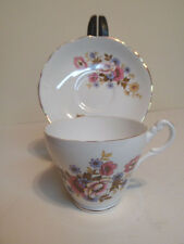 Mint Royal Ascot Floral pattern Cup and Saucer Set