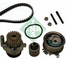INA TIMING CAM BELT KIT + PUMP VW GOLF IV V PASSAT SHARAN AUDI A4 A6 1.9 2.0 TDI