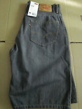 NWT Men's Size 31 Levi's 569 Loose Straight Flat-Front Shorts - 10 Pics To View