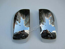 Chrome Side Mirror Cover trim for Subaru XV 2 piece 2012-2014 Free Shipping