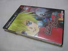 Airmail 7-14 Days to USA. PS2 Tales of Destiny 2. PlayStation2 Japanese Version.