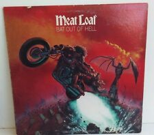 MEAT LOAF~BAT OUT OF HELL~LP-PE34974~EPIC~Very Good Condition