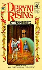 Deryni Rising (Chronicles of the Deryni, No 1)-ExLibrary