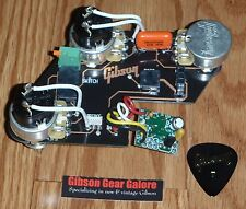 Gibson Les Paul Pot Control Signature CTS Guitar Parts Quick Connect T Boost HP