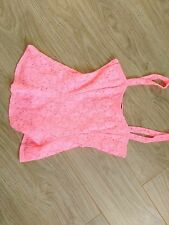 River Island Pink Top BNWT size 12