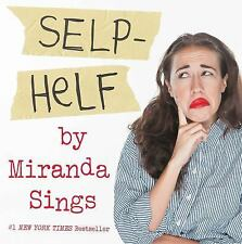 NEW Selp-Helf by Miranda Sings Hardcover Youtube Star Colleen Ballinger