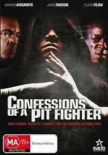 Confessions of a Pit Fighter DVD,New & Sealed*Armand Assante*