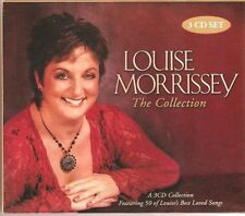 LOUISE MORRISSEY THE COLLECTION - 3 CD BOX SET - 50 OF LOUISE'S BEST LOVED SONGS