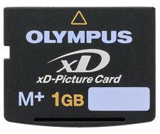 Olympus 1GB xD-Picture Card Type M+,XD Card 1GB for Olympus and Fujifilm