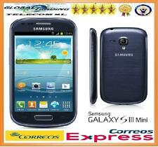 SAMSUNG GALAXY S3 MINI I8190 BLUE NAVY GRADE A MINT CONDITION 6 MESE WARRANTY