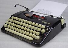 Italic font Olympia Splendid 66 typewriter Accent Keys top condition new ribbon
