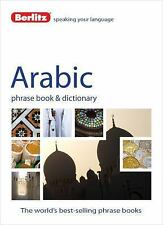 Phrase Book: Arabic Phrase Book and Dictionary by Berlitz Publishing Staff...