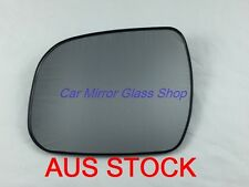 LEFT PASSENGER SIDE TOYOTA HILUX  2012-2015 MIRROR GLASS WITH BASE (WITH LED)