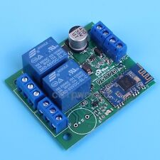 2 bit Relay Module Bluetooth 4.0 BLE for Android Apple IOT Smart Home Switch
