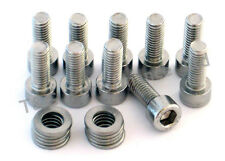 Toyota 2JZ-GTE (non VVTI) Stainless Spark Plugs Cover Bolts Kit