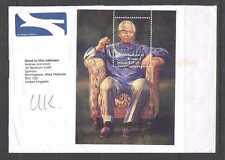 Mandela Sud Africa 2008/90th Aria m/s su pezzo n21077