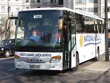 National Holidays NH10PSH 6x4 Quality Bus Photo B