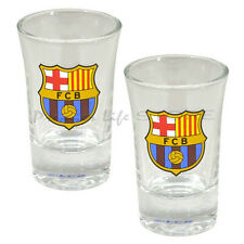 Fc Barcelona Fútbol Club Vasos de chupito Barcelona Big Logo Shot Glass Set