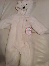 Pottery Barn Kids Baby Polar Bear Halloween Costume 6-12 Months NWT! Purim