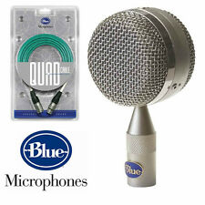 Blue B8 Bottle Cap *NEW* Standard Cardioid Capsule for Blue Bottle Mic + CABLE!
