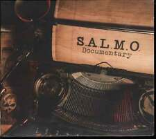 Salmo CD + DVD Documentary Nuovo Sigillato 0888430860124
