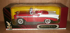 1/18 Chevy Bel Air Diecast Model Car - 1956 Chevrolet BelAir Convertible Replica