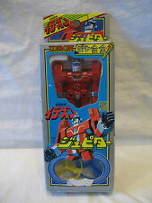 MIB vintage Space Runaway IDEON chogokin diecast metal Japanese toy Japan ROBOT