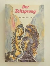 William Sleator Der Zeitsprung Jugendbuch Jungbrunnen Verlag