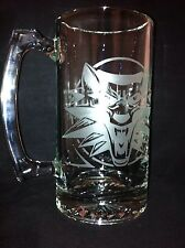 The Witcher Wild Hunt 3 Etched Sports Mug-PS4-XBOX ONE-PC