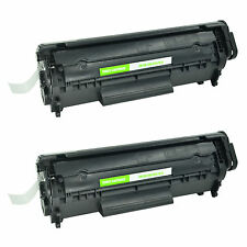 2 Pack Cartridge For Canon 104 FX9 FX10 Toner ImageClass MF4270 D480 4350d 4320d