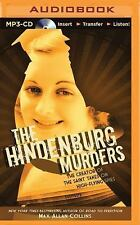Disaster: The Hindenburg Murders by Max Allan Collins (2015, MP3 CD, Unabridged)