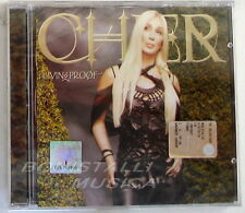CHER - LIVING PROOF - CD Sigillato