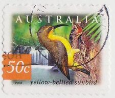 (DC441) 2003 AU 50c Australian Rainforests (M)