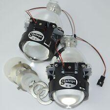 "Car 2.5"" Mini Retrofit Xenon HID Projector Kit Lens Bi-xenon Hi/Lo Headlights H1"