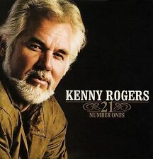 21 Number Ones by Kenny Rogers (CD, Jan-2006, Capitol/EMI Records) Brand New!