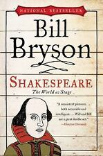 Shakespeare : The World as Stage by Bill Bryson (2008, Paperback)